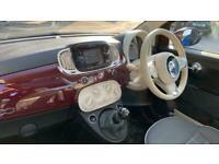 2019 Fiat 500 1.2 8V Lounge (s/s) 3dr Hatchback Petrol Manual