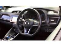 2018 Nissan Leaf Tekna Automatic Electric Hatchback