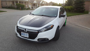 2013 Dodge Dart Rallye Turbo
