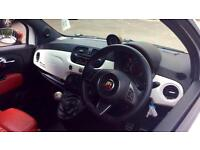 2010 Abarth 500 1.4 16V T-Jet 3dr Manual Petrol Hatchback