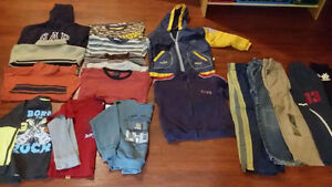 # 2  boys lot size 6