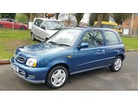 Nissan Micra 1.0 TWISTER (blue) 2002