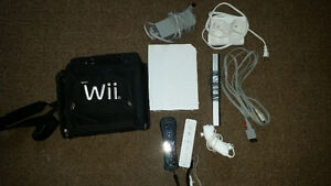 Wii with everything & games