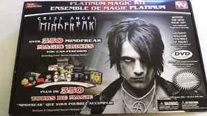 Chris Angel Mindfreak magic kit