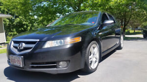 2007 Acura ( HONDA ) TL for sale----