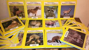 Nature's Children books