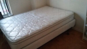 DOUBLE BED $150 EXCELLENT CONDITION