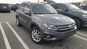 2012 Volkswagen Tiguan Comfortline - NO ACCIDENTS - CARPROOF