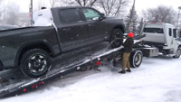 Affordable Tow Truck Services - Flatbed Towing