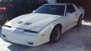 1988 Pontiac Trans Am 5.0 Fuel Injection AOD T-Tops Alarm 146k