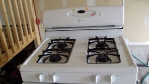 Gas Range For Sale Like New