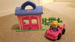 Fisher-Price Little People - pink/girly Lot London Ontario image 2