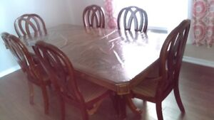 6 Seater Dining Table $430 OBO