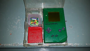 Play it Loud Green Gameboy Bundle