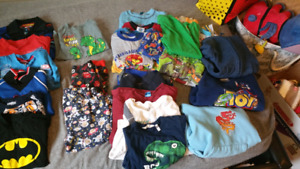 Lot of 4t boys clothing