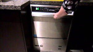 Jet Tech F-18 High Temp Commercial Dishwasher