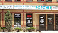 Meridian Health Centre RMT & MASSAGE $50/60mins 905-597-6616