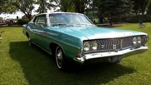 Ford Galaxie 500 Fastback 1968 ( Moteur 390 )