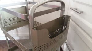 Metal Portable FILING CART