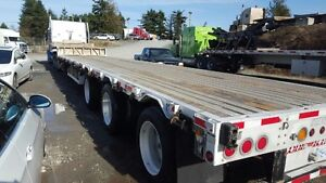 2011 STEP DECK TRAILER FOR SALE