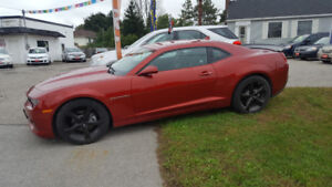 2014 Chevrolet Camaro 1LT Coupe (2 door)