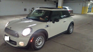 2013 MINI Cooper BAKER STREET LIMITED EDITION  Coupe (2 door)