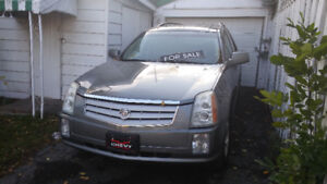 2006 Cadillac SRX fully loaded SUV, Crossover