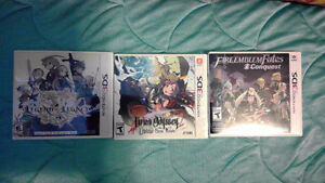 3DS Games - 3 of them Kitchener / Waterloo Kitchener Area image 1