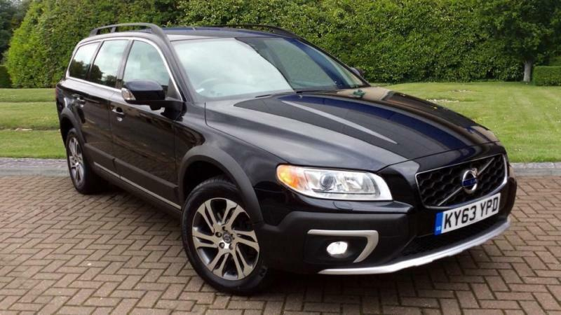 2013 Volvo XC70 D4 (163) AWD SE Nav 5dr Auto w Automatic Diesel Estate