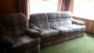 FREE couch and recliner chair
