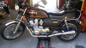1979 Honda 750 CBK Classic Motorcyle