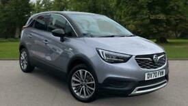 image for 2020 Vauxhall CROSSLAND X 1.2 Turbo ecoTEC SRi Nav (s/s) 5dr SUV Petrol Manual