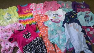 Girls 2T/3T Pyjamas