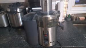 Breville juicer. Top of the line