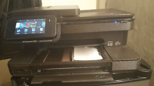 Hp photosmart 7520 all in one printer need gone fast Peterborough Peterborough Area image 1
