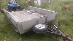 6' by 10' Utility trailer