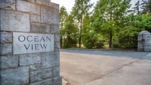 Grave plot for sale in Arbutus Block - Ocean View Burial Park