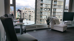 1 Bedroom Furnished Downtown