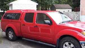 2009 Nissan Frontier Se 4x4 Camionnette