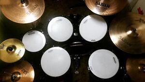 Pearl export EX series drum kit