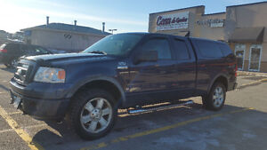 2006 Ford F-150 4x4 Pickup Truck with safety and etest