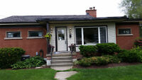 big furnished student room available June 1st close to McMaster