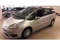 Citroen Grand C4 Picasso 1.6HDi SX 7 seats MAIN DEALER SERVICE HISTORY 12 stamp