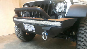 Custom Bumper & Modifications
