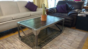 Industrial Coffee Table **NEW**