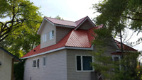 Metal roofing/siding