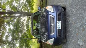 2002 Honda CRV Ex