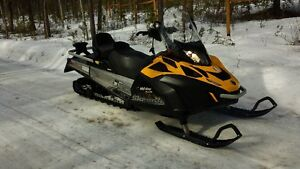 Ski-doo Skandic 550 Wide Track in good conditions