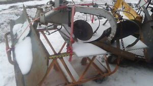 TRACTOR IMPLEMENTS ANGLE BLADE , 1 FURROW PLOW , CULTIVATOR