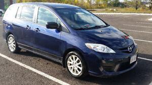 2010 Mazda Mazda5 Minivan, Van